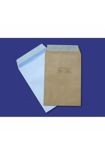 Bolsas blancas 229 x 324 mm Paquete de 10