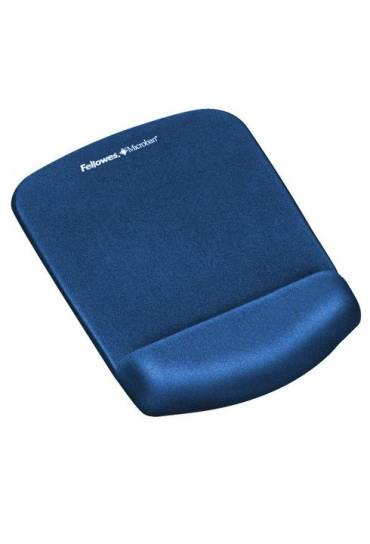 Alfombrilla raton Foam plus azul Fellowes