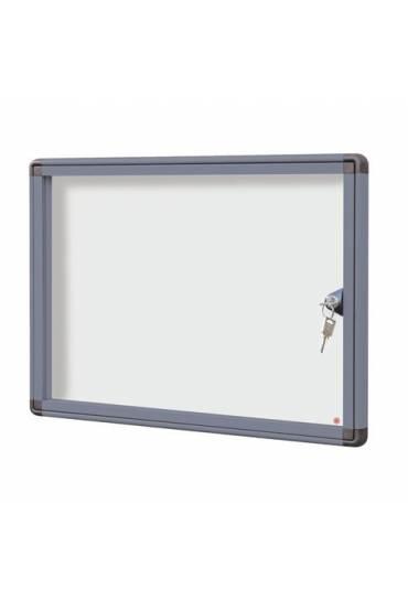 Vitrina exterior JMB puerta Plexiglas 34x46,5 gris