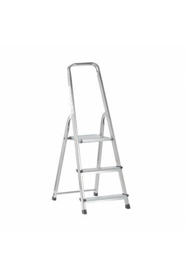 Escalera aluminio 3 pedaños  ECO