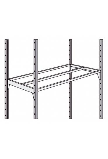 Estante estanteria industrial PRO/ECO 125x50 2 und