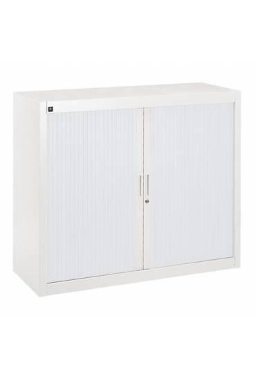 Armario persiana desmontable 100x120 blanco