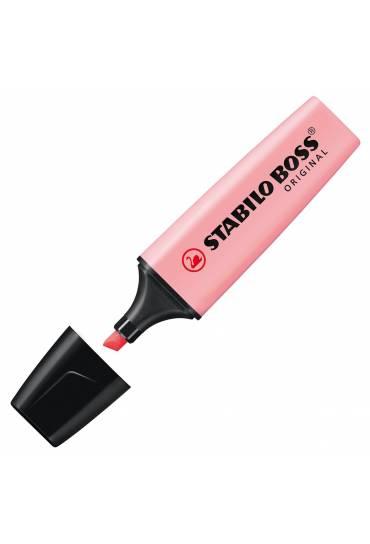 Marcador fluorescente Stabilo Boss Rosa Pastel