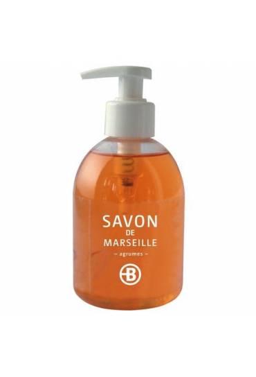 Jabón de manos marsella líquido JMB cítricos - 300