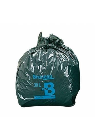 Bolsas basura 30 l JMB calidad superior  200 bolsa