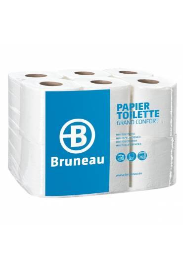Papel higienico 150 hojas 12 Rollos JMB