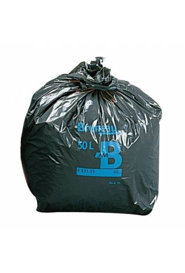Bolsas basura standart 50 l 200 bolsas
