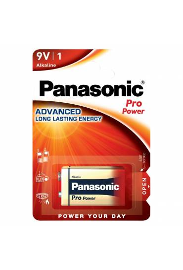 Pila Panasonic Pro Power (premium) 9V