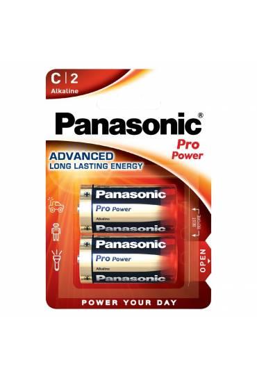 Pilas Panasonic Pro Power (premium) LR14 C 2 pilas