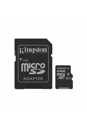 Tarjeta micro SD kingston 64 gb