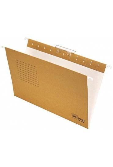 Carpeta colgante  folio  bicolor cajon 25 uds
