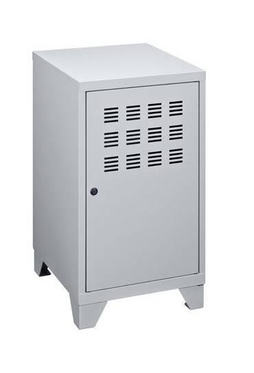 Archivador metalico bajo 74x40x40 cm gris