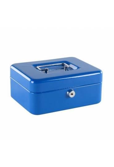 Caja de caudales 20cm azul