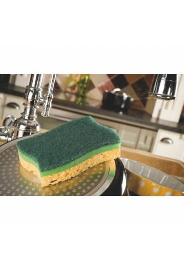 Esponja ultra scotch brite verde - pack de 2