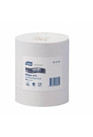 Bobina blanca secado Tork 1C 786 servicios 6 unds