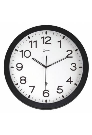 Reloj color radio controlado negro