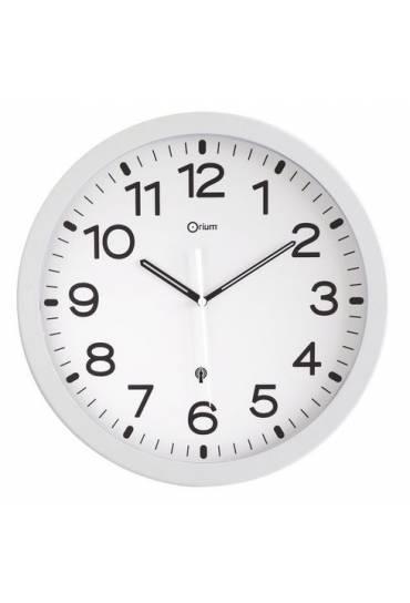 Reloj color radio controlado blanco