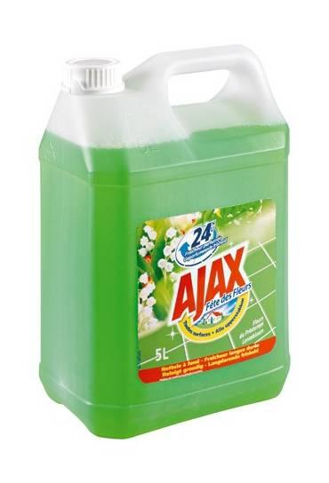 Limpiador multiusos Ajax 5 L Flor de primavera
