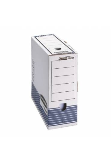 Archivo definitivo Bankers Box Fellowes lomo 10 cm