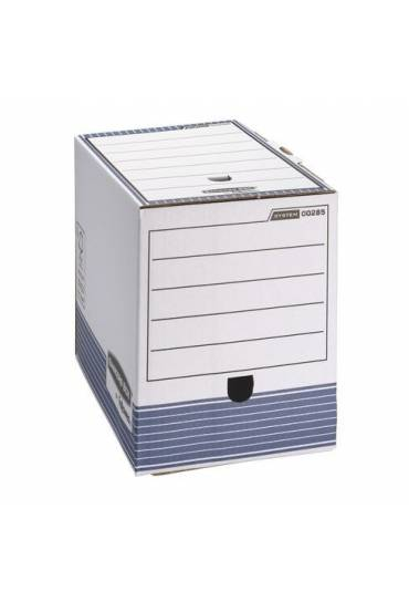 Archivo definitivo Bankers Box Fellowes lomo 20 cm