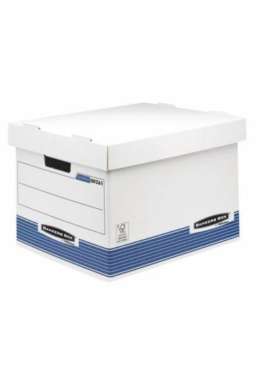 Contenedor archivo carton Bankers box Fellowes sta