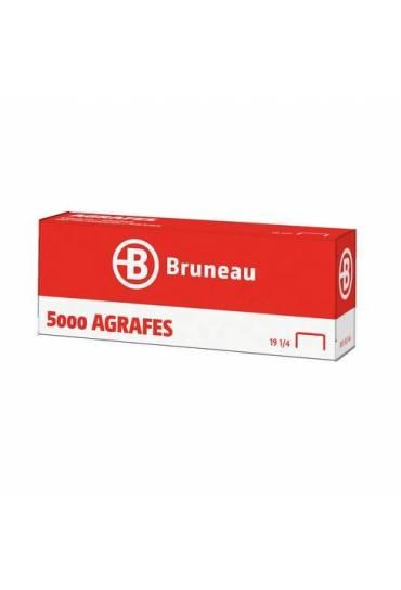 Grapas bruneau 19 1/4 galvanizadas caja 5000