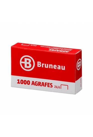 Grapas 26/6 galvanizada jmb caja 1000