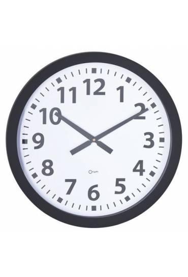 Reloj pared gigante 60 cm a cuarzo