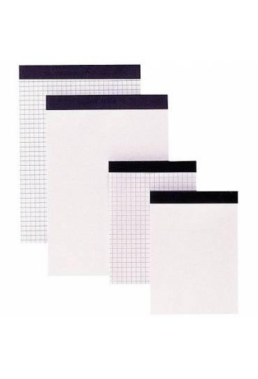 Block notas grapado sin tapa folio liso