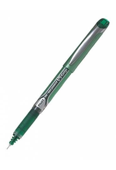 Bolígrafo Pilot hi-tecpoint v5 grip verde