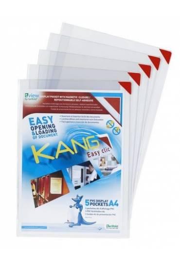 Fundas Adhesivas Kang Easy 5 unds