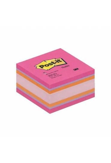 Cubo notas post-it 450h 76x76 Alegria