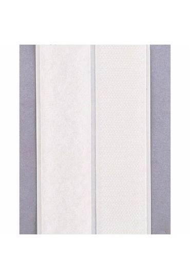 Fijación cinta velcro 25mx25mm