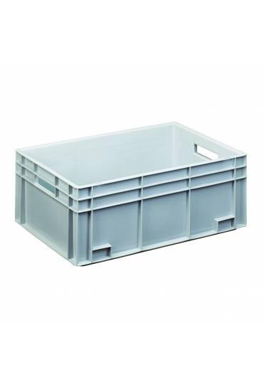 Caja plastica apilable Viso 600X400x235  47L