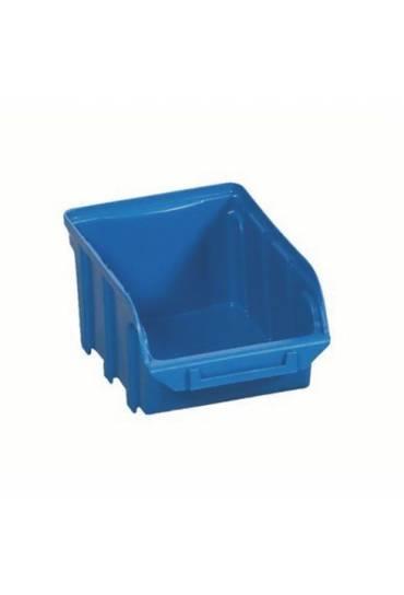 Cajas de estocaje azul 28l