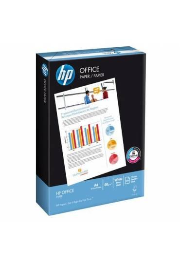 Papel HP Office A4 80 gramos 500 hojas