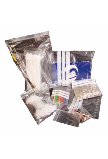Pack 100 bolsas 180x250 autocierre escritura