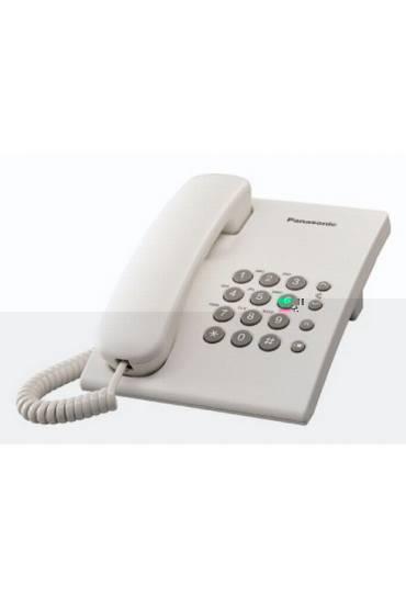 Telefono Panasonic KX-TS 500 blanco