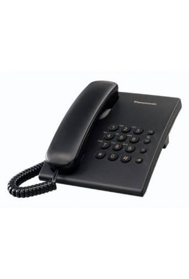 Telefono Panasonic KX-TS 500 negro