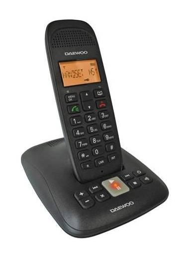 Telefono daewoo dtd2100 contestador