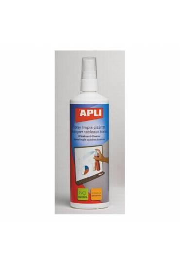 Spray limpieza para pizarras blancas