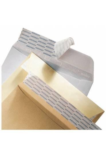Bolsas blancas  260x360 100g caja 250