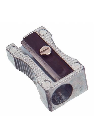 Afilalapiz aluminio forma cuña Faibo