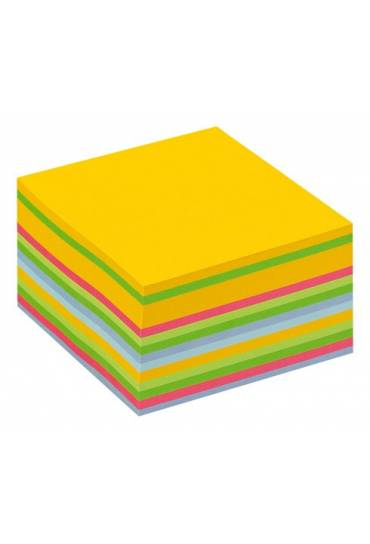 Cubo notas Post It 450h amarillo neon