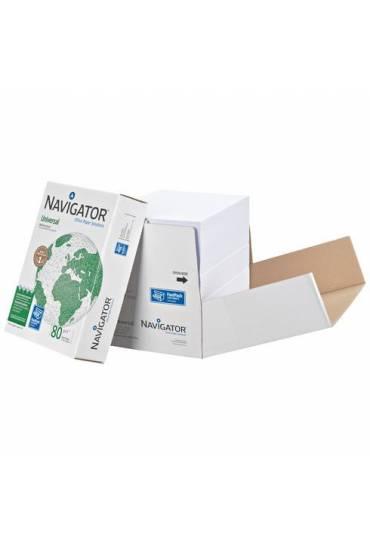 Papel navigator A4 80 gramos caja 2500 hojas