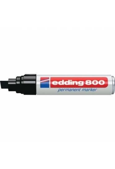 Marcador Edding 800 negro