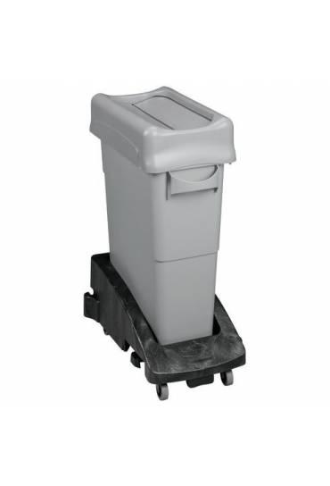Papelera basura 87 litros Rubbermaid selectivo