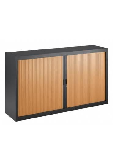 Armario persiana desmontable 100x180 antracita