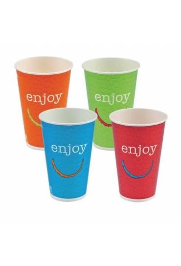 """Vasos """"Enjoy"""" bebidas frías 30 cl 300 unidades"""