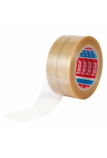 Cinta embalar pvc transparente 50mmx100m Tesa